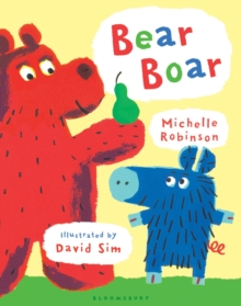 Bear Boar, Board book Book