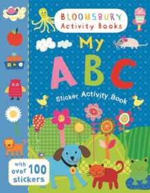 My ABC Sticker Activity Book, Paperback Book