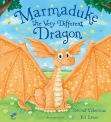 Marmaduke the Very Different Dragon, Hardback Book