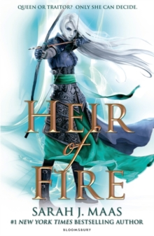 Heir of Fire, Paperback Book