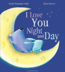 I Love You Night and Day, Paperback Book
