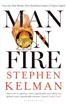 Man on Fire, Paperback Book