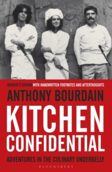 Kitchen Confidential : Insider's Edition, Paperback Book