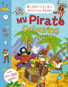 My Pirate Colouring Book, Paperback Book