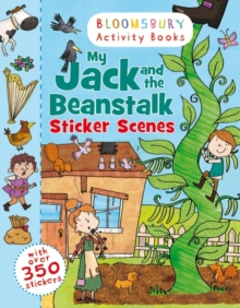 My Jack and the Beanstalk Sticker Scenes, Paperback Book