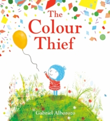 The Colour Thief, Paperback Book