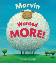 Marvin Wanted More!, Paperback Book