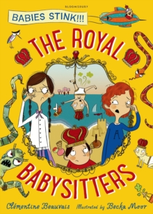 The Royal Babysitters, Paperback Book