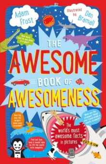 The Awesome Book of Awesomeness, Paperback Book