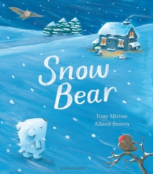 Snow Bear, Paperback Book
