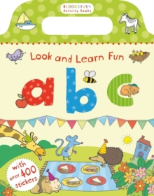 Look and Learn Fun ABC, Paperback Book