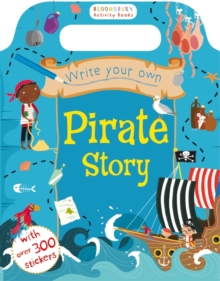 Write Your Own Pirate Story, Paperback Book