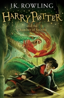 Harry Potter and the Chamber of Secrets, Paperback Book