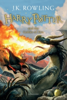 Harry Potter and the Goblet of Fire, Paperback Book