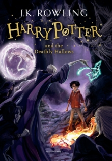 Harry Potter and the Deathly Hallows, Paperback Book