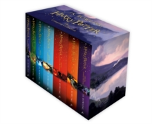 Harry Potter Box Set: The Complete Collection Children's, Multiple copy pack Book