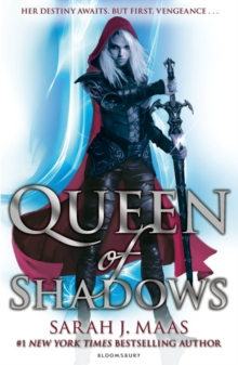 Queen of Shadows, Paperback Book