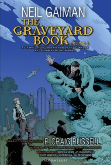 The Graveyard Book Graphic Novel, Part 2 : Volume 2, Paperback Book