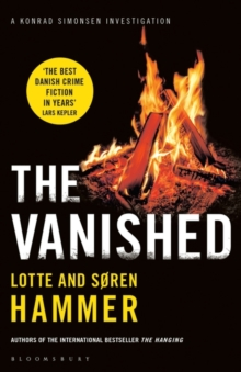 The Vanished, Paperback Book