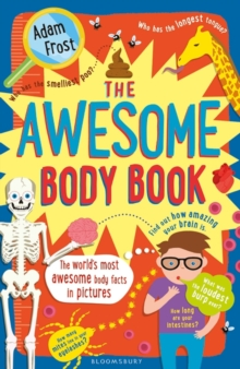 The Awesome Body Book, Paperback Book