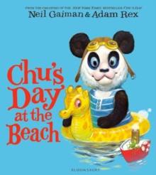Chu's Day at the Beach, Paperback Book