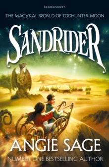 Sandrider : A Todhunter Moon Adventure, Paperback Book