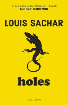 Holes, Paperback Book