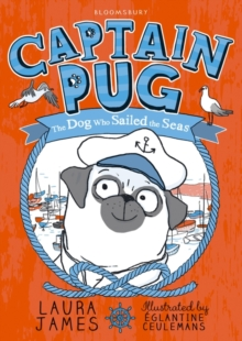Captain Pug, Paperback Book