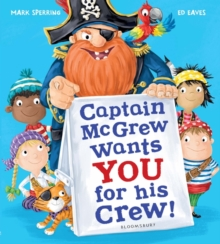 Captain McGrew Wants You for His Crew!, Paperback Book
