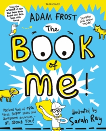 The Book of Me, Paperback Book