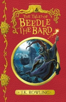 The Tales of Beedle the Bard, Paperback Book