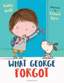 What George Forgot, Paperback Book