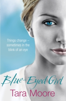 Blue-Eyed Girl, Paperback Book