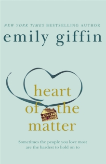 Heart of the Matter, Paperback Book