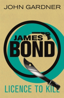 Licence to Kill, Paperback Book