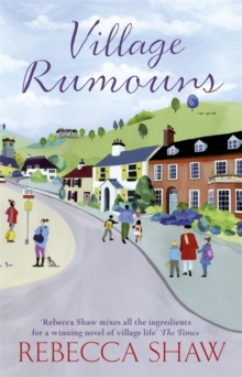 Village Rumours, Hardback Book