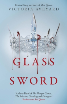 Glass Sword, Paperback Book