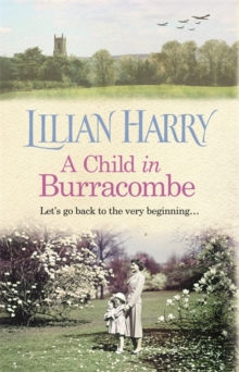A Child in Burracombe, Hardback Book
