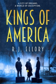 Kings of America, Hardback Book