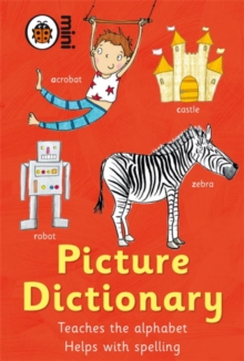 Picture Dictionary, Hardback Book