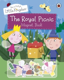 The Royal Picnic Magnet Book, Hardback Book
