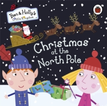 Christmas at the North Pole, Board book Book