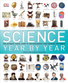 Science Year by Year, Hardback Book