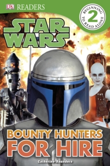 Star Wars Bounty Hunters for Hire, Paperback Book