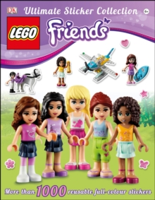 LEGO (R) Friends Ultimate Sticker Collection, Paperback Book