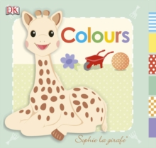 Sophie La Girafe: Colours, Board book Book