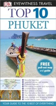 DK Eyewitness Top 10 Travel Guide: Phuket, Paperback Book