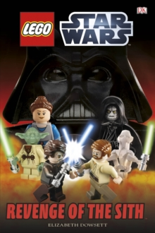 LEGO Star Wars Revenge of the Sith, Hardback Book