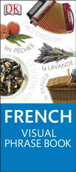 French Visual Phrase, Paperback Book