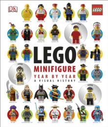 LEGO (R) Minifigure Year by Year A Visual History, Hardback Book